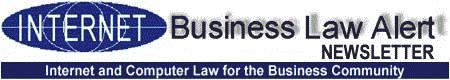 Internet Business Law Alert